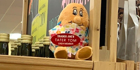 Why is Trader Joe's hiding stuffed animals in its stores?