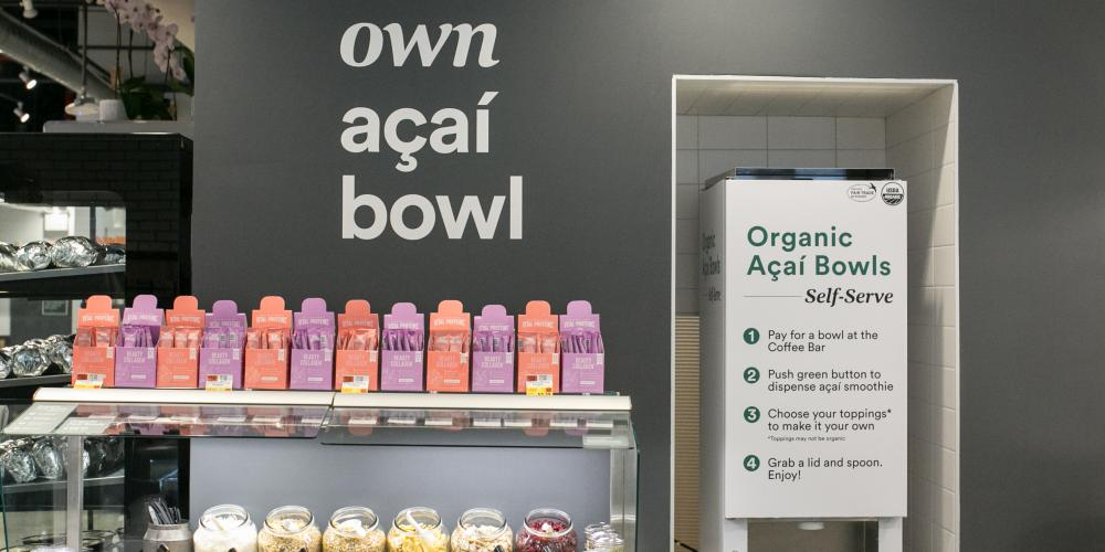 Whole Foods Opens New Small Concept in NYC