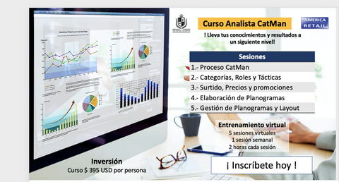 Curso Analista CatMan
