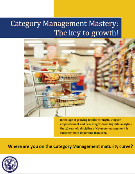 Category management Mastery: The key to growth!