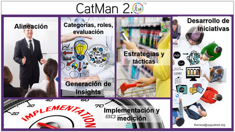 Curso de Category Management 2.0 - Incluye casos de Exito - 16 horas
