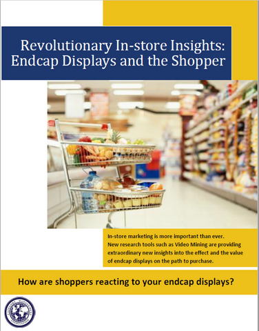 Revolutionary in store Insigths endcpas displays and the shopper