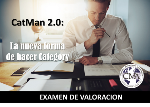 Examen de autoevaluación Category Management