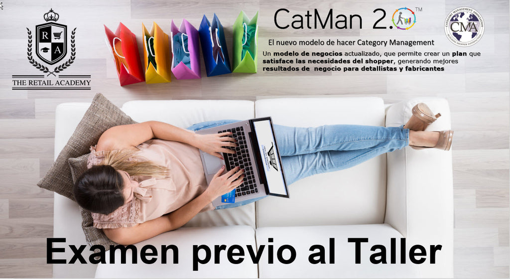 Examen Previo al Taller de Category Management 2.0