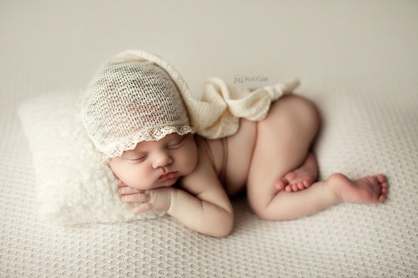 Penelope sleepy cap | newborn