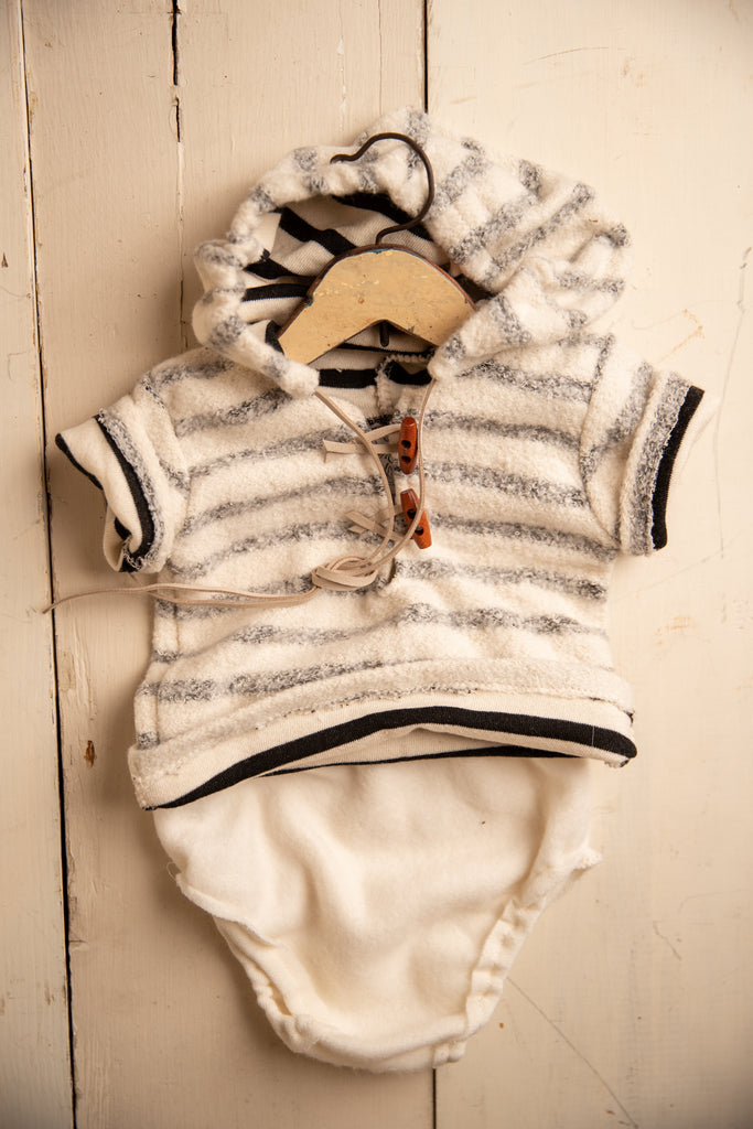 Sawyer hoodie + Cover 9-12m