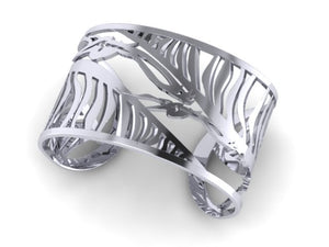 Swaying Palms Cuff
