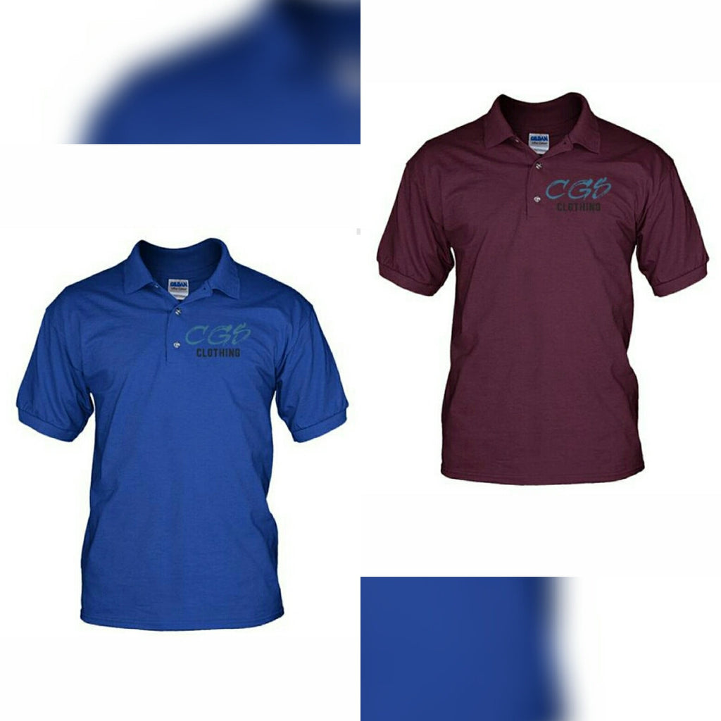 "Chill, Grown, Sexy, ""Polo shirts """