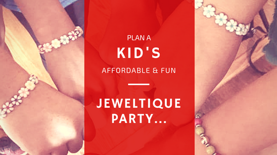 Kid's Jeweltique Party!