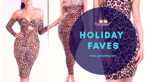 HOLIDAY FAVES