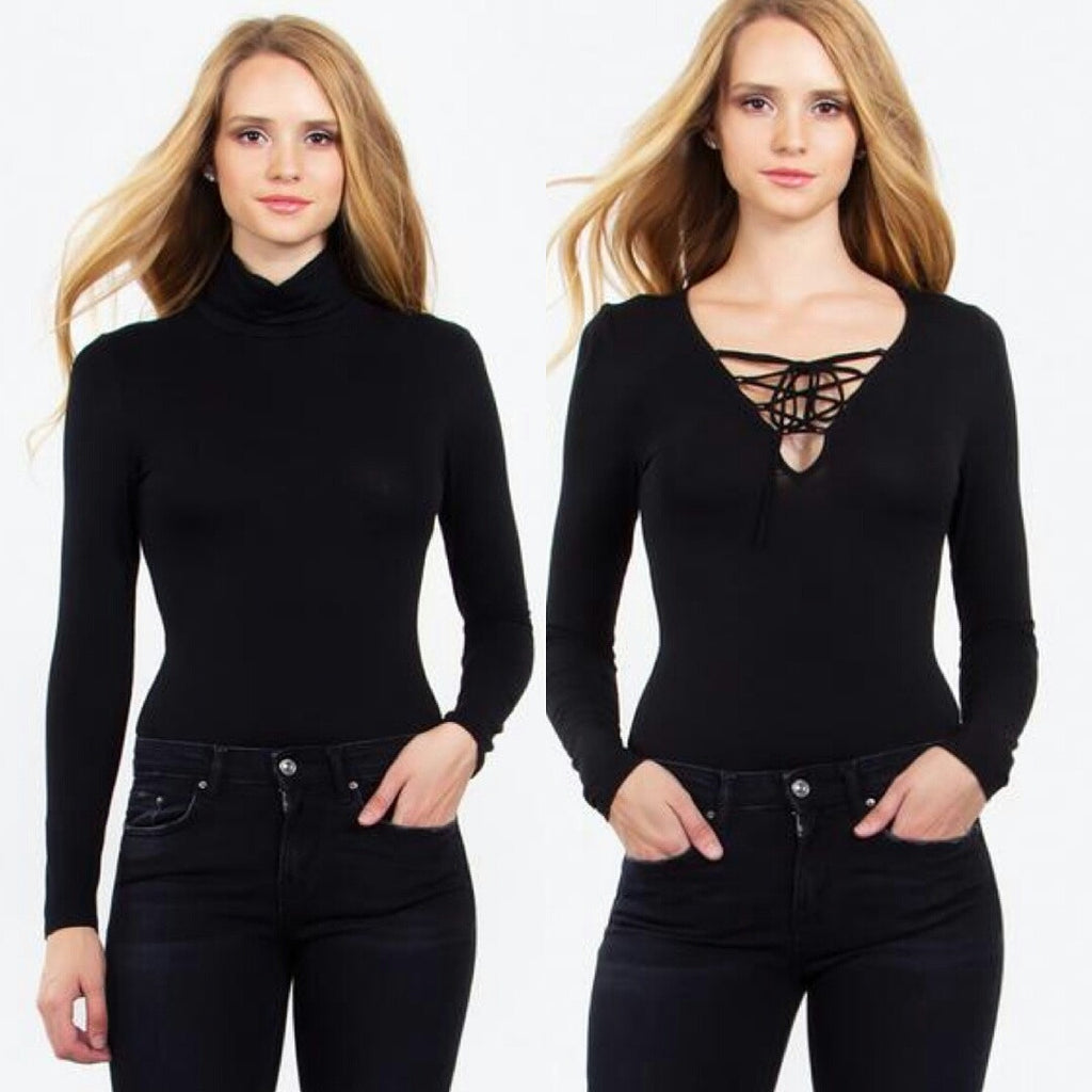 "Season Must-have "" THE BODYSUIT"""