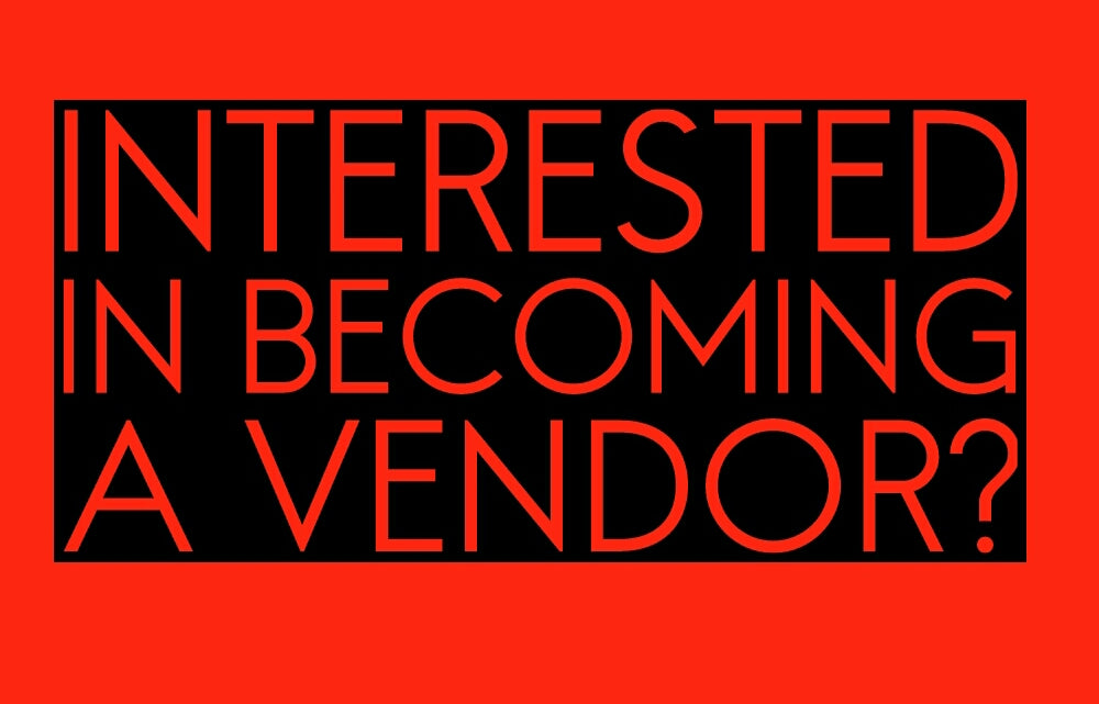Vendor Opportunities