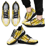 Oil Drip Training Sneakers