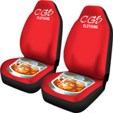 CGS Seat Cover Red