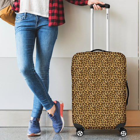 LEOPARD LUGGAGE COVER