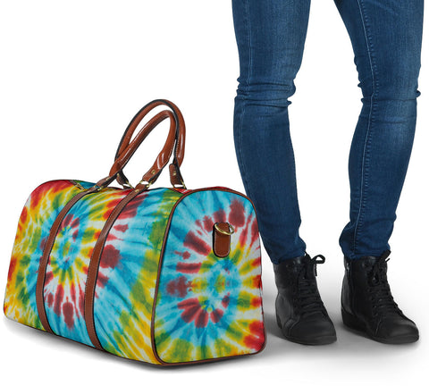 Tie Dye Bandana Travel Bag