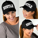 Hustle Mesh Back Cap
