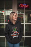 Latte Revenge Hooded Sweatshirt
