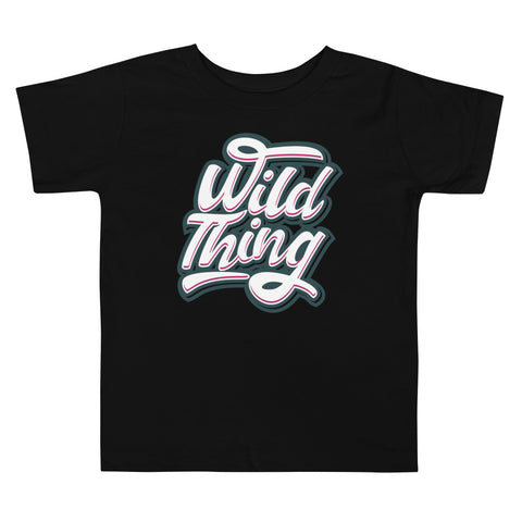 Toddler Wild Thing Short Sleeve Tee