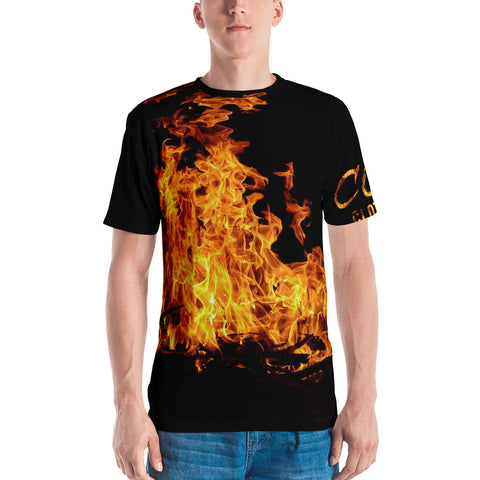 Fire All Over T-shirt