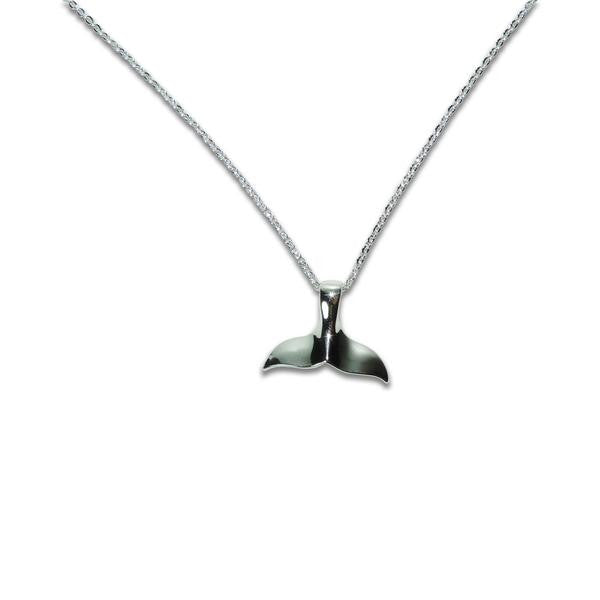 Whale Fluke Necklace
