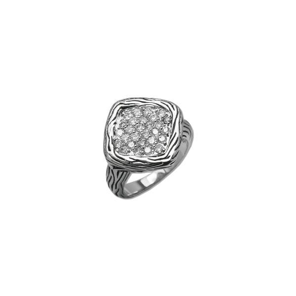 Designed Inspired Pavé Ring