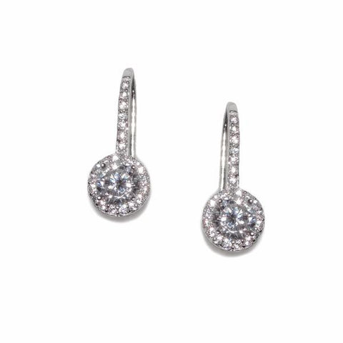 1ct Dangling Earrings