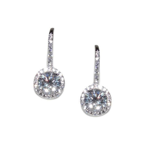 2ct Dangling Earrings