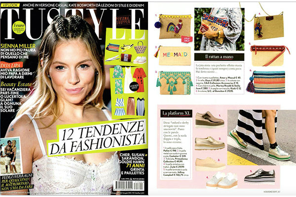 Amor Y Mezcal on Tu Style, June 2017