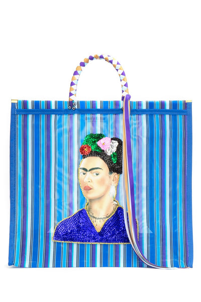 Frida Kahlo market bag