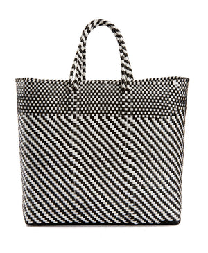 Oaxaca bag, Black & White