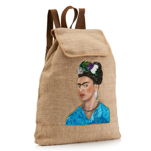 Frida Backpack Amor y Mezcal
