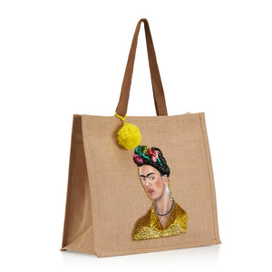 Frida Shopping bag Amor y Mezcal