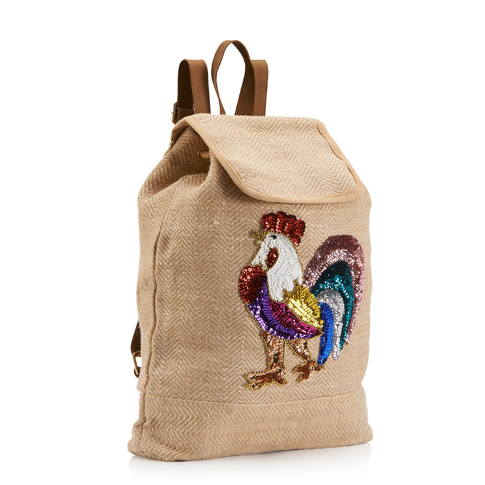 Rooster Backpack Amor y Mezcal