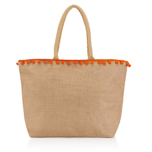Rooster Beach Bag rear Amor y Mezcal