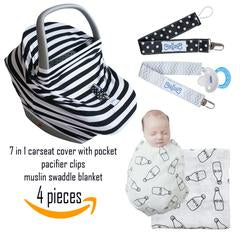The Mommy Wrap's Newborn Bundle on Amazon