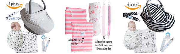 baby shower gift bundle
