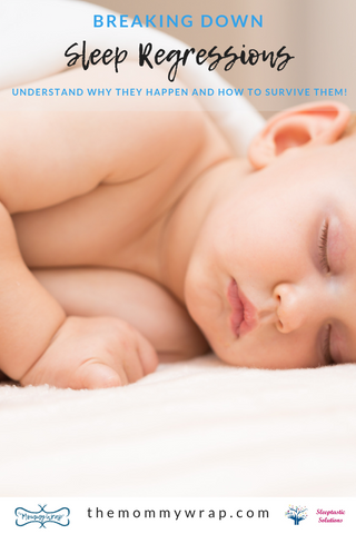 It is crucial that every mom understands what age regressions are and how it affects their babies sleep!  This will help you to prepare for this transition and be able to make every growth a better experience.  Find out how to avoid the dreaded regression all together!  #sleepregression #ageregression #sleeptraining