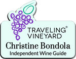 Load image into Gallery viewer, Traveling Vineyard Name Badges - Vintage Colors