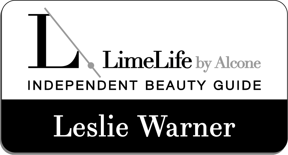 LimeLife by Alcone Name Badge - White w/ Color