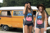 Lady America Tank - Dream Beard - 1