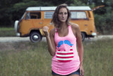 Lady America Tank - Dream Beard - 4