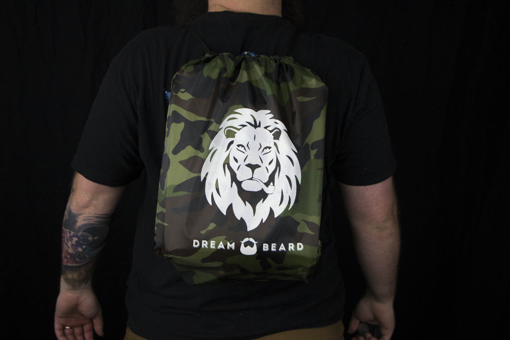 Camo Bag - Dream Beard - 2