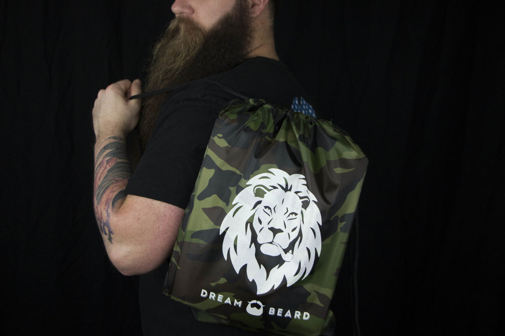 Camo Bag - Dream Beard - 1