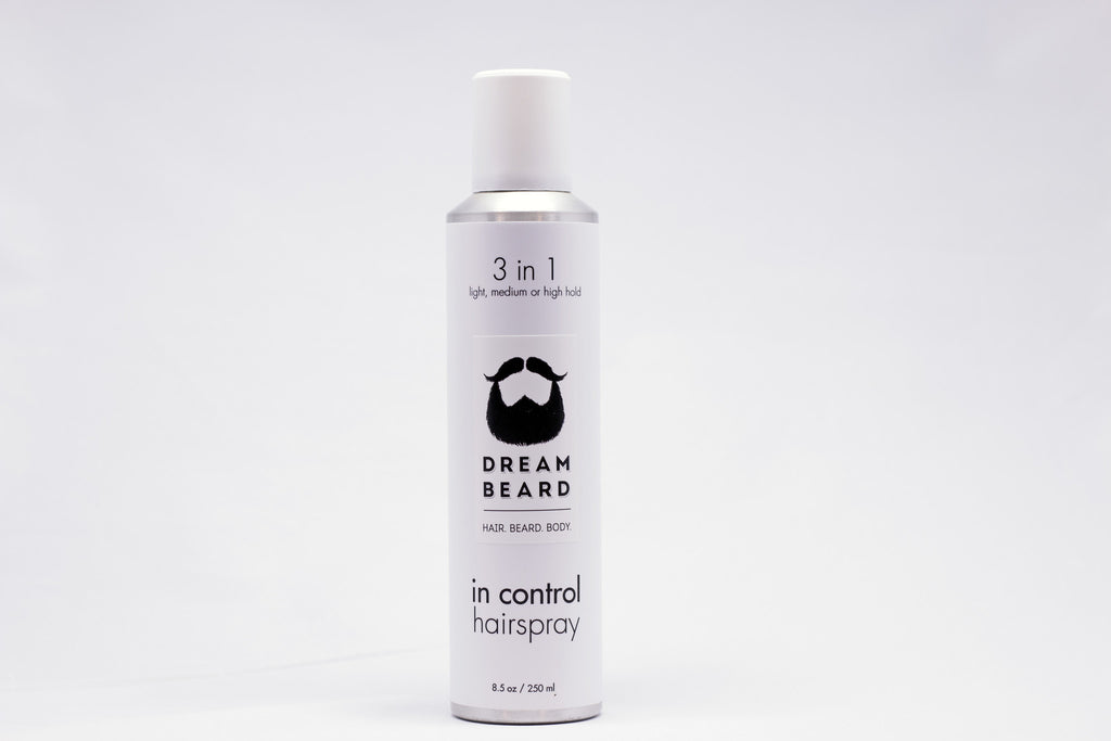 Hair Spray - Dream Beard - 1