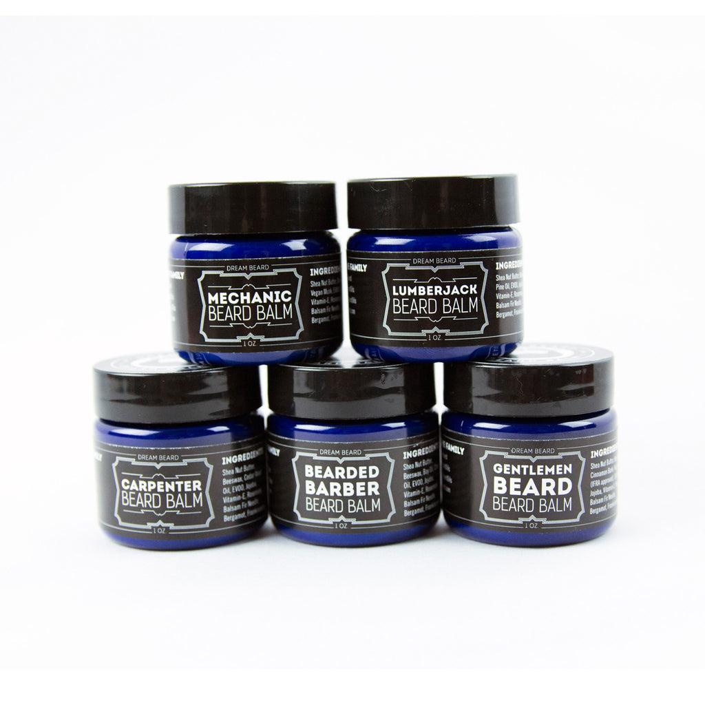 Beard Balm - Dream Beard - 1
