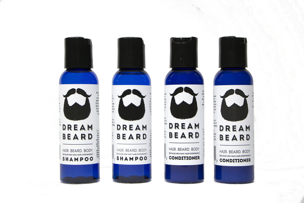 Sample and Wash - Dream Beard