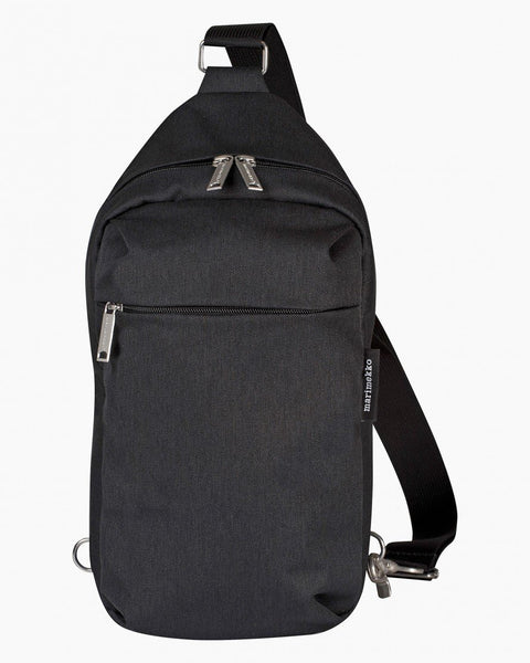 kortteli crossbody bag black backpacks bags accessories