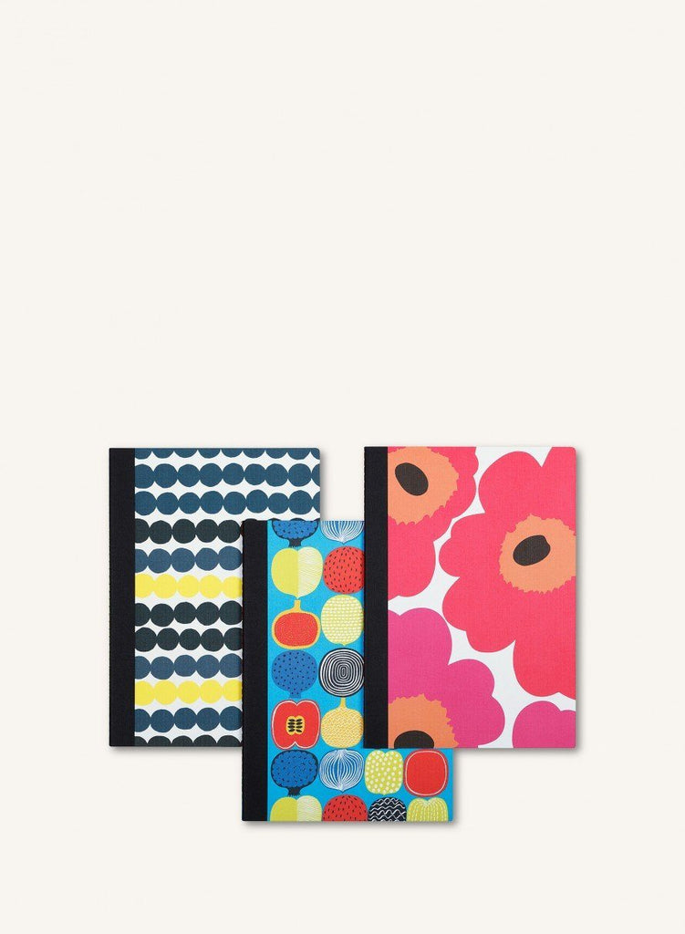 notebook set books stationery home