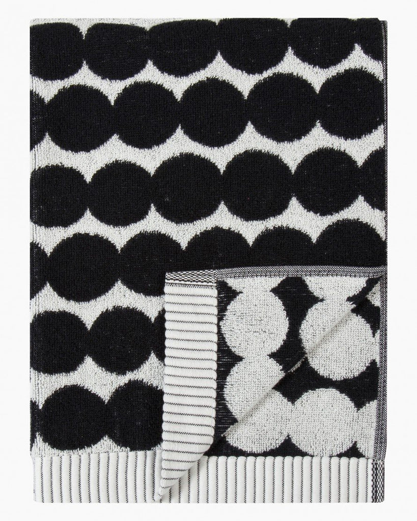 rasymatto hand towel black towels bed bath